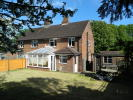 semi detached property for sale in Willett Close, Duncton...