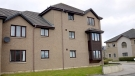 Flat in 21 South park Court, ...