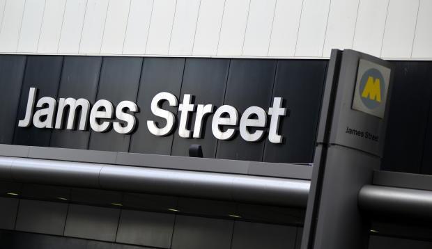 James St Station
