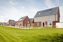 David Wilson Homes Exeter, Rydon Lawns