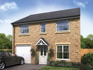 4 bed new house for sale in Blackthorn Way...