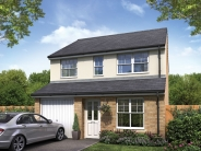 3 bed new property for sale in Blackthorn Way...