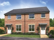 3 bed new property in Blackthorn Way...