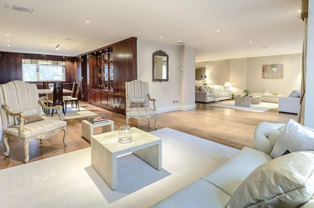 7 Bedroom Town House For Sale In Woodsford Square Kensington London W14 W14
