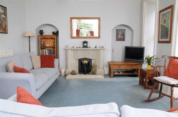 Elegant Living Space