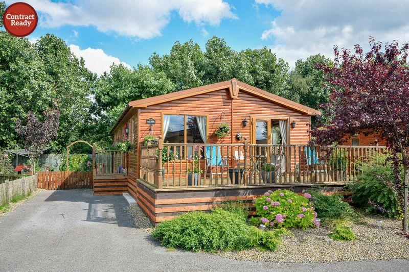2 Bedroom Log Cabin For Sale In Hull Road York Yo41
