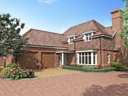 new home for sale in The Avenue, Tadworth...
