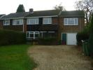 Meadow Close semi detached house to rent
