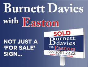 Get brand editions for Burnett Davies with Easton, Vale of Glamorgan