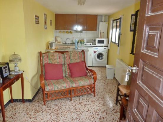 Apartment lounge/diner/kitchen