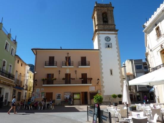Orba square
