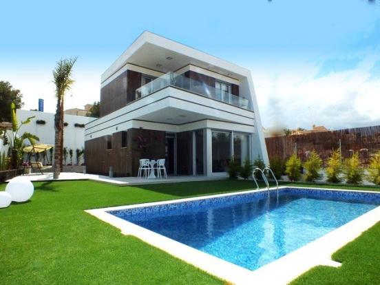 villa external