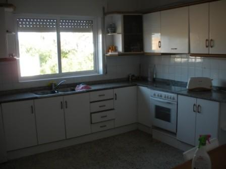 1 of 2 kitchens
