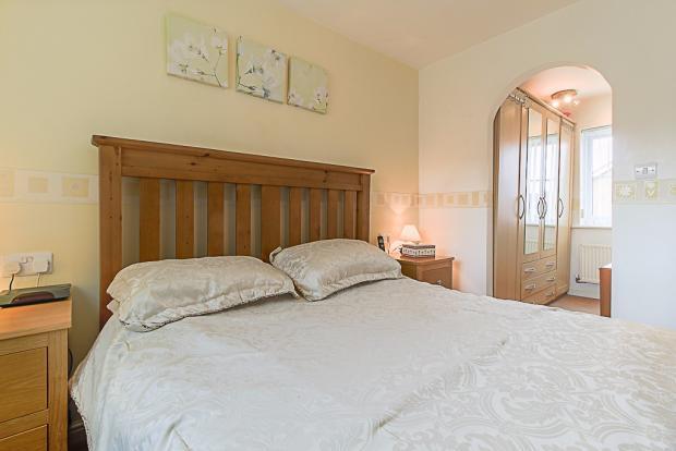 Bed 1 =3.2m * 2.6m