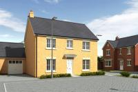4 bed new property in The Beeches Village...