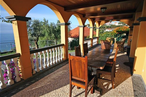 Balcony&views