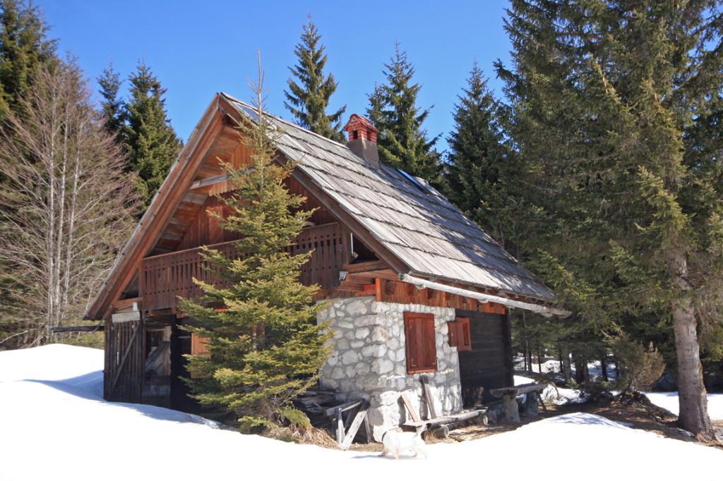 2 bedroom Detached house in Bohinjska Bistrica...