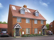 4 bed new property for sale in Taylors Road, Stotfold...