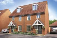 3 bed new property in Taylors Road, Stotfold...