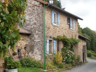 3 bedroom Detached house in Limousin, Haute-Vienne...
