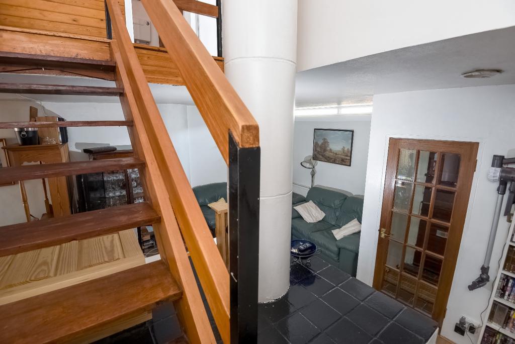 Stairway  Reception