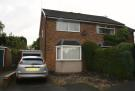 2 bed semi detached home in Bramble Close, Marford...