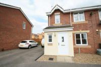 3 bedroom semi detached property to rent in Lakin Drive, Braunstone...