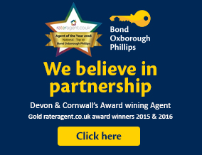 Get brand editions for Bond Oxborough Phillips, Wadebridge