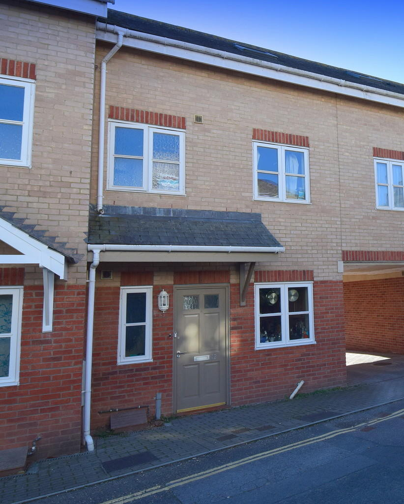 4 Bedroom Terraced House For Sale In Lucky Lane, Exeter, EX2