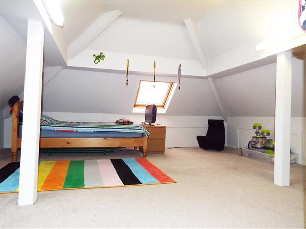 Bedroom 3 / Attic