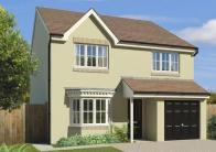 4 bed new home for sale in Wells Road, Radstock, BA3