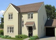 new home in Wells Road, Radstock, BA3