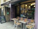 Cafe in Highbury Park, London, N5