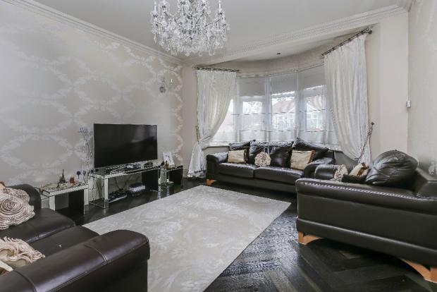 Lounge (Reception 1)