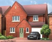new home for sale in Dove Meadow Spondon...