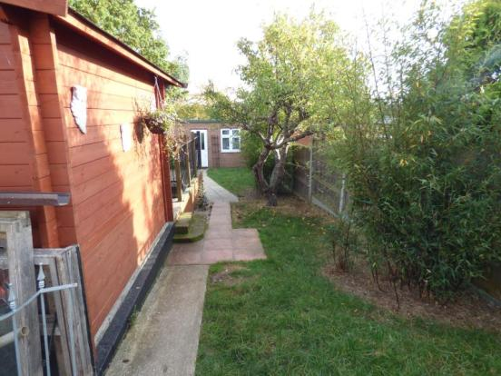 Access to Annexe