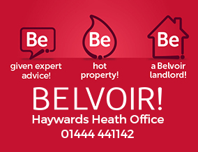 Get brand editions for Belvoir, Haywards Heath