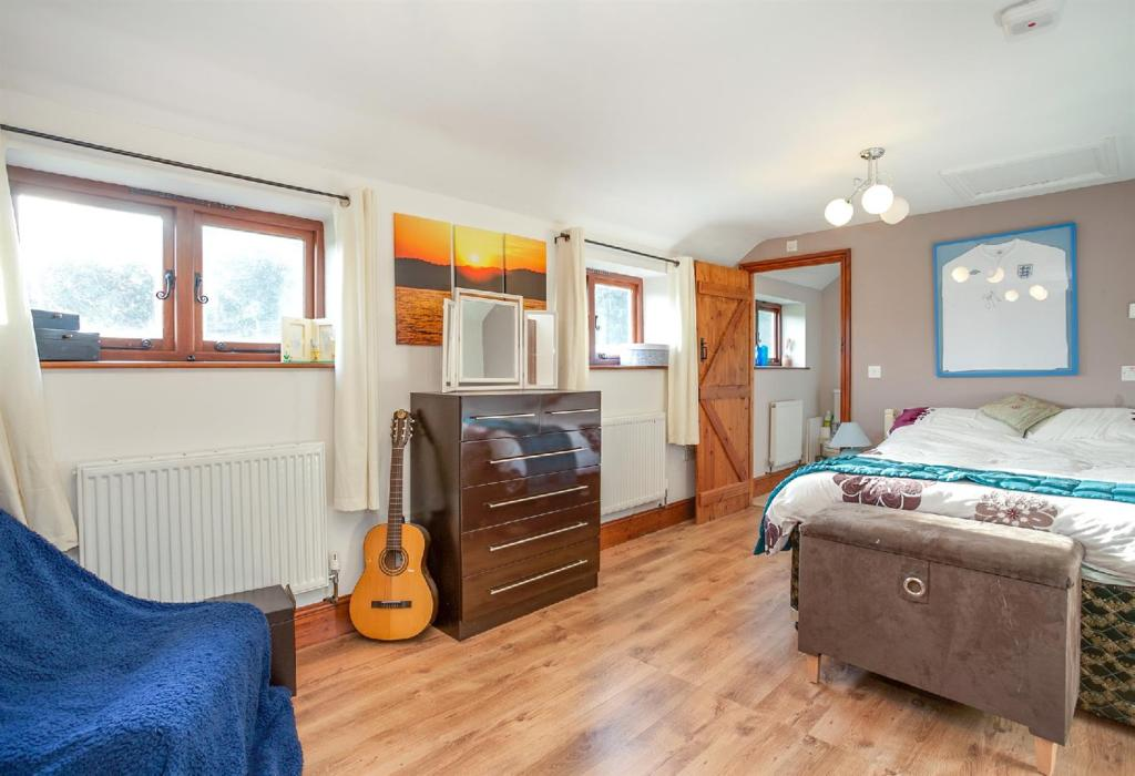 Annexe Bedroom Door