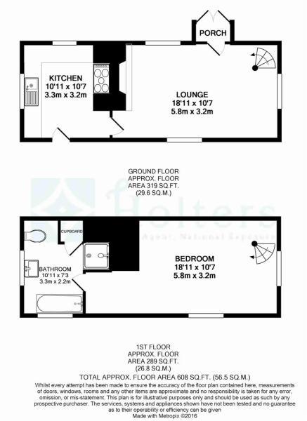 Floorplan - Caradoc