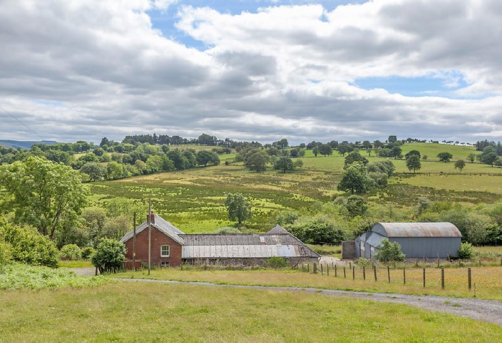 Farm buildings and V