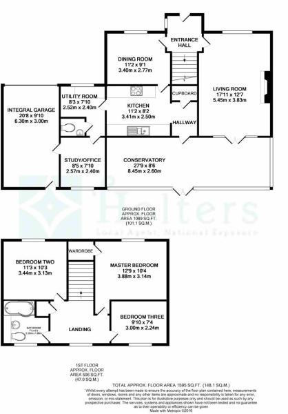 Floorplan - 10 Copal
