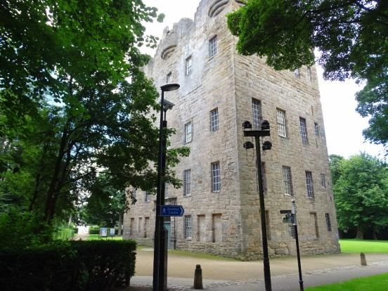 Historic Alloa Tower