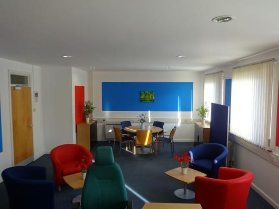 Hot Desk Facilities