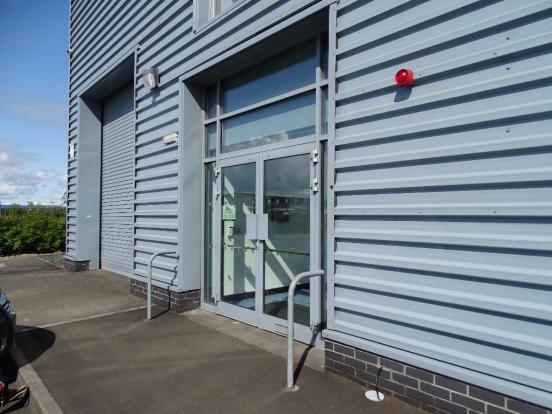 Reception Doorway