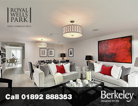 Get brand editions for Berkeley Homes , Royal Wells Park