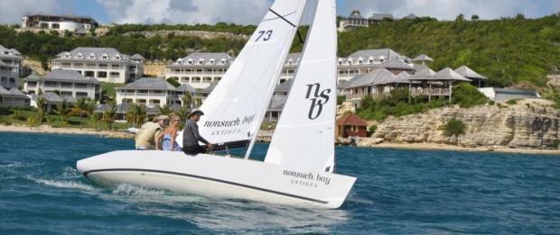 Nonsuch Bay Sailing