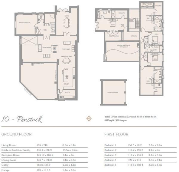 Floorplan - Penstock