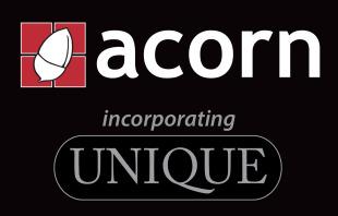 Unique, Acorn London Bridgebranch details