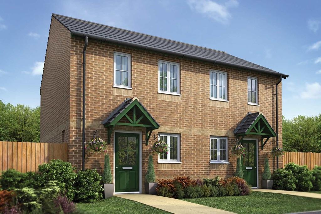 2 Bedroom Terraced House For Sale In Hepworth Road