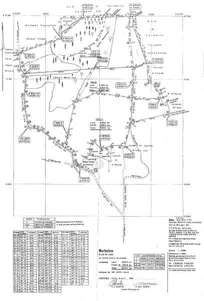 Site Plan - 28 acres